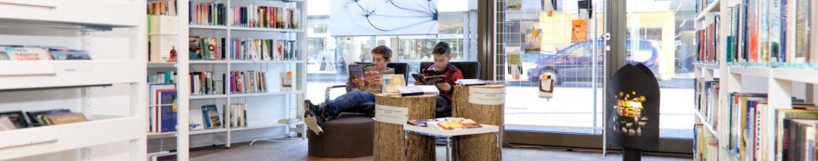 Wir brauchen Platz! Grosser Medienverkauf in der Bibliothek Ebikon